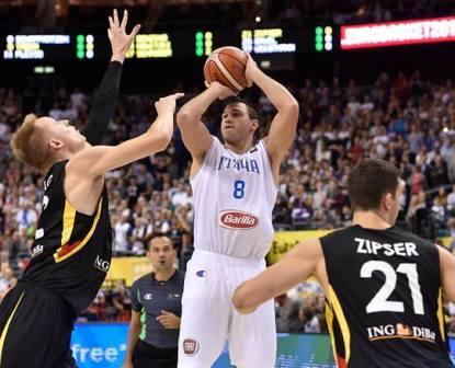Campionato Europeo di Basket 2015 EMOZIONE SUPPLEMENTARE: L
